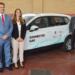 Talavera de la Reina vuelve a ser el lugar de pruebas de uso de conducción asistida que adelantan la red 5G