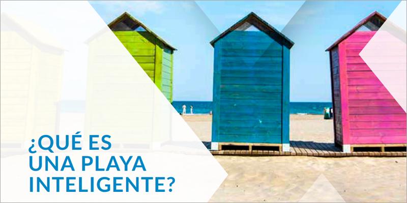 La guía digital está a disposición de todos los municipios interesados en saber cómo implantar un proyecto de playas inteligentes.