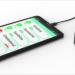 Un dispositivo portátil diagnostica múltiples enfermedades que se visualizan a través de una App móvil