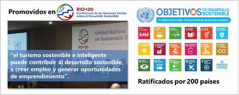 Figura 1. Objetivos de Desarrollo Sostenible de la Organización de las Naciones Unidas.