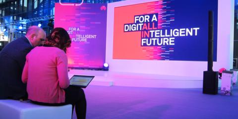 Huawei Eco-Connect Europe 2018 muestra sus novedades en Roma