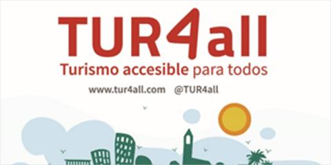 Plataforma internacional de turismo accesible TUR4all (App y página web)