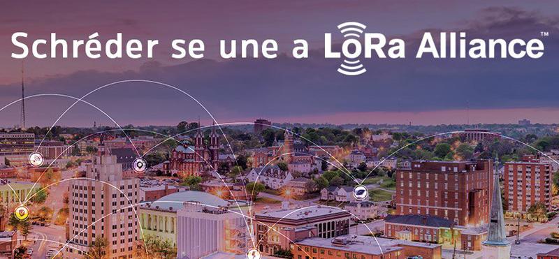 Schréder se une a esta alianza de la que ya forman parte 500 compañías asociadas, que promueve el estándar abierto LoRaWAN para la conectividad IoT.