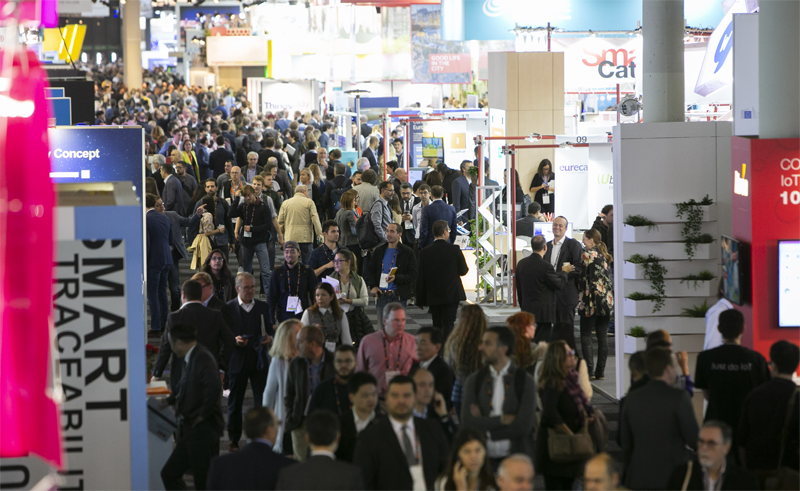 Más de 21.000 personas han visitado este año Smart City Expo World Congress Barcelona.
