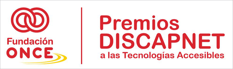 El plazo para inscribirse en los Premios Discapnet a las tecnologías accesibles termina el 14 de marzo de 2019.
