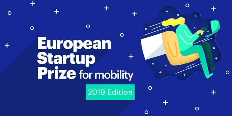 """La convocatoria """"European Startup Prize for Mobility"""" estará abierta hasta el 21 de enero de 2019."""