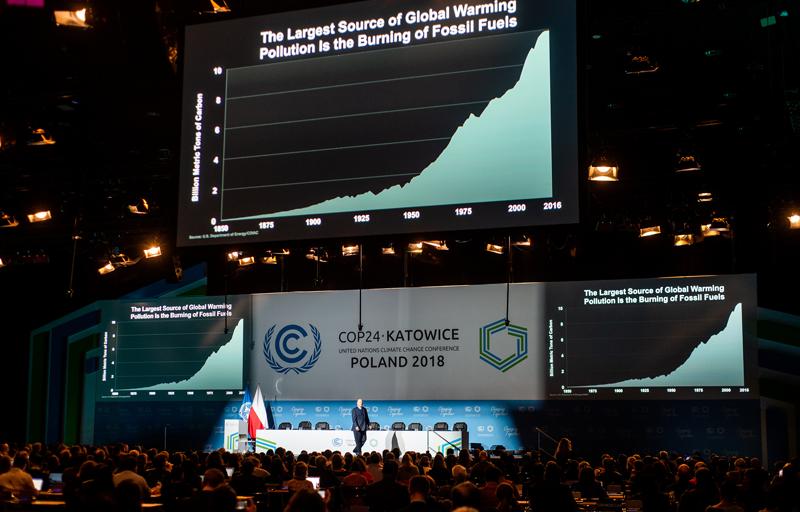"""El Informe Especial delGrupo Intergubernamental de Expertos sobre el Cambio Climático (IPCC) señalabaque para limitar el calentamiento global a 1,5 °C se necesitarían transiciones """"rápidas y de gran alcance"""" para reducir emisiones."""