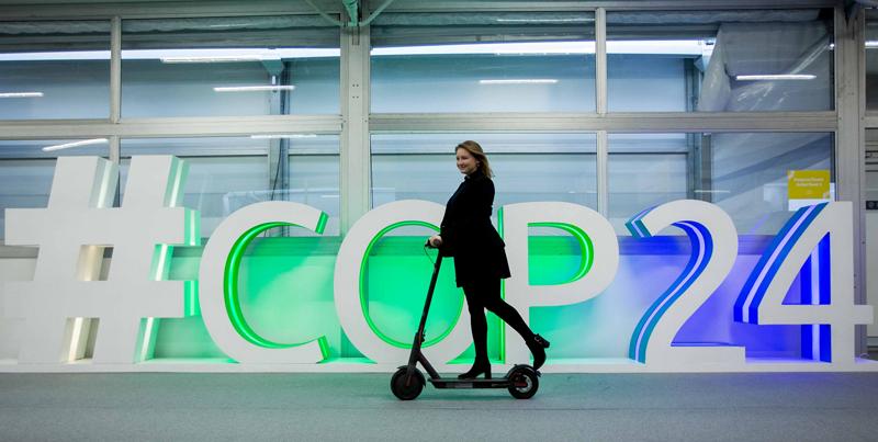 La COP24 emplazó a los presentes a continuar avanzando en la lucha frente al cambio climático en la próxima cumbre de 2019 en Chile.