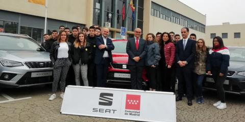 Conocimientos específicos sobre vehículos eléctricos entran en la Formación Profesional de Madrid