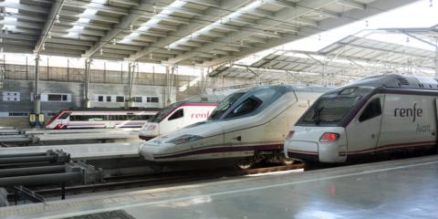 Ferrolinera, el proyecto español para la recarga eléctrica de coches con la energía del frenado de trenes