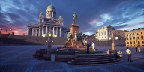 Visitar Helsinki mediante realidad virtual ya es una nueva forma de turismo inteligente y sostenible