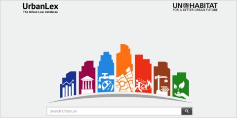 ONU-Hábitat lanza una plataforma abierta que recoge las leyes urbanas de más de 190 países