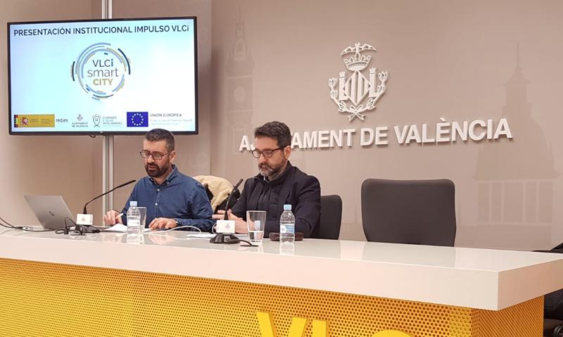 """Presentación del proyecto """"Impulso VLCI"""" es una de las propuestas selecionadas en la II Convocatoria Ciudades Inteligentes de Red.es."""