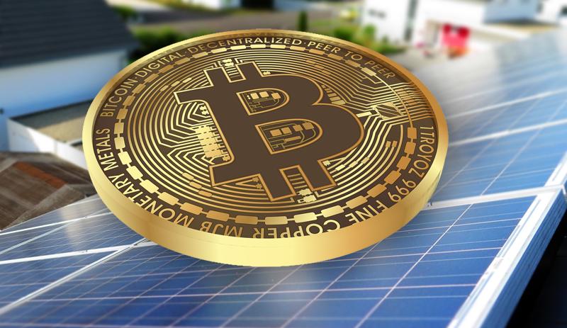 La compra de energía renovable a prosumidores se podrá pagar con criptomonedas o registrarse en la plataforma blockchain que aún está en pruebas.