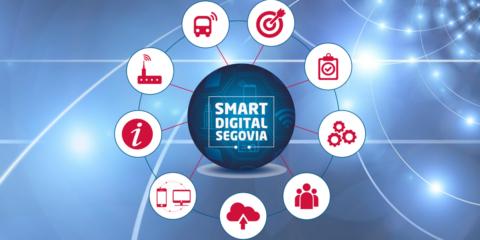 Smart Digital Segovia como vía para la transformación digital de la Administración y ciudad de Segovia
