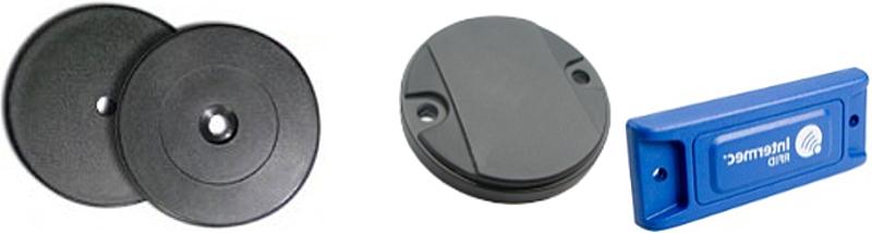 Figura 3. Tag NFC. Figura 4. Tag RFID UHF.