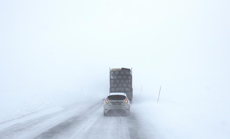 El proyecto trabaja en Cataluña para prever el estado de afectación de las carreteras en caso de nevadas con antelación suficiente y poder evitar que los camiones que distribuyen alimentos queden inmovilizados en la carretera.