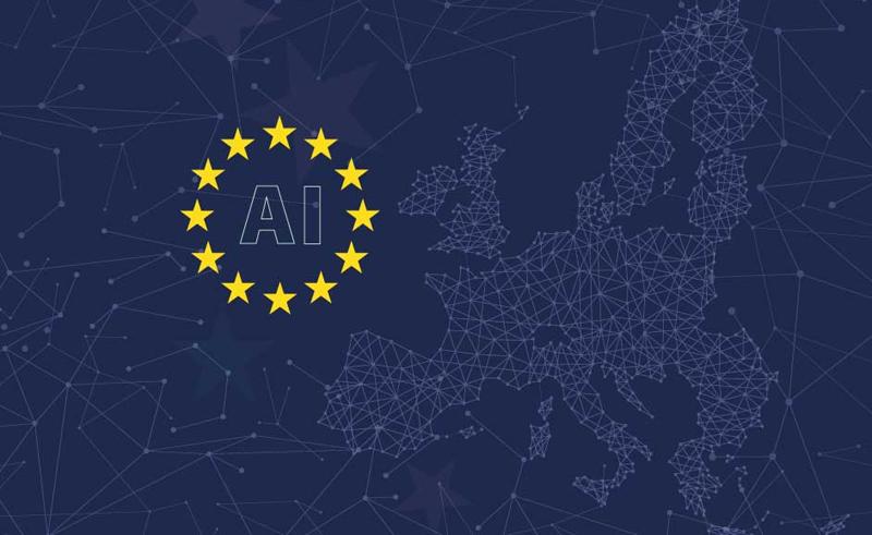 La Unión Europea ha lanzado una estrategia coordinada para el desarrollo de la inteligencia artificial, entre otras medidas que quieren posicionar Europa a la cabeza en aplicaciones IA.