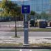 El campus de la Universidad de Málaga incorpora 14 puntos de recarga semirrápida de vehículos eléctricos