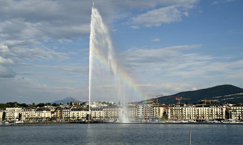 El enfoque de planificación urbana sostenible y el sofware asociado que han desarrollado investigadores de la Escuela Politécnica Federal de Laussane, se ha probado en barrios del entorno de Ginebra (Suiza).