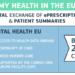 En funcionamiento el sistema por el que una receta electrónica es válida en una farmacia de otro estado de la UE