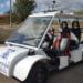 La Universidad de Alcalá de Henares desarrolla un coche autónomo adaptado a personas mayores