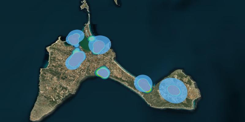 Se han instalado casi 2.400 contadores inteligentes de agua en toda la isla de Formentera.