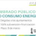Ivace destina 3 millones a municipios de menos de 20.000 habitantes con proyectos de alumbrado eficiente