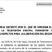 El Ministerio de Economía publica el Real Decreto para la liberalización del segundo dividendo digital, clave para el despliegue 5G