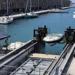 """El Puerto de Barcelona implanta un sistema de """"aparcamiento"""" en tierra robotizado para embarcaciones"""