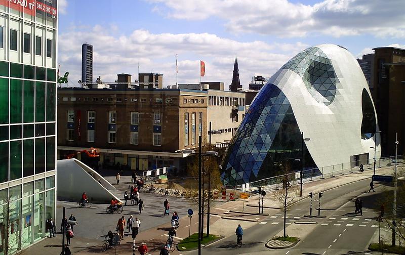 Eindhoven (Países Bajos) es una de las ciudades faro del proyecto.