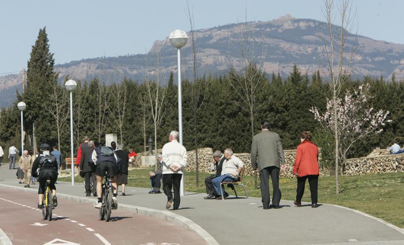 La movilidad es una de las áreas en las que Sabadell está actuando como ciudad seguidora dentro de Triangulum.