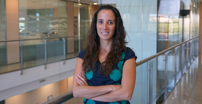 Ruth G. Obregón, coordinadora de Proyectos Smart City de CIC Consulting Informático