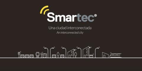 Smartec: el control de la ciudad en la palma de la mano