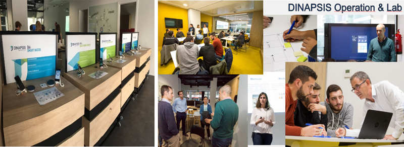 Figura 3. Imágenes Workshop Gamificación con alumnos de Ingeniería Informática Universidad de Alicante (UA).