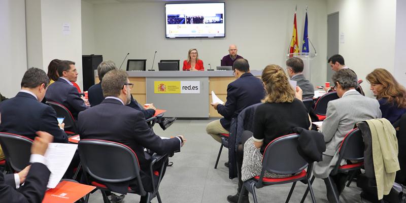 Primera reunión del Comité Técnico del V Congreso Ciudades Inteligentes.