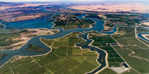 Afrontar la sequía y garantizar un uso sostenible del agua con IoT y blockchain