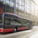 Estocolmo probará autobuses autónomos en una línea regular y con pasajeros en 2020