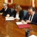 Gobierno de Aragón e Ingenieros de Telecomunicaciones se comprometen a cooperar en el avance de las TIC