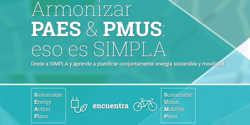 El proyecto Simpla ha trabajado con más de 40 ciudades europeas para aúnan en un único plan sus estrategias de ahorro y eficiencia energética y sus proyectos de movilidad sostenible.