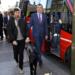 Una App y un sistema de señalética guían a las personas con discapacidad visual en el transporte de Murcia
