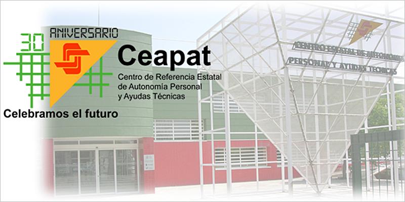"""Centro de Referencia Estatal de Autonomía Personal y Ayudas Técnicas (Ceapat) organiza la jornada """"celebramos el futuro"""" el próximo 4 de abril en su sede."""