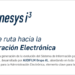 Folleto Genesys i3. La hoja de ruta hacia la Administración Electrónica