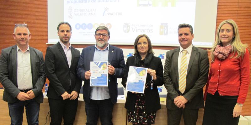 Presentación del informe de diagnóstico y recomendaciones para el desarrollo de Vinaròs y Benicarló como destinos turísticos inteligentes.