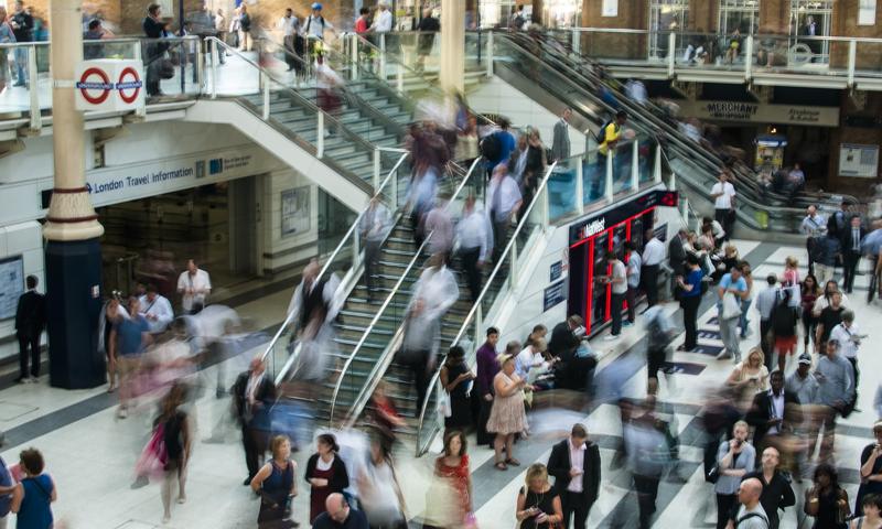 La visión que ofrece la estrategia de movilidad del futuro de Reino Unido exige que las tecnologías aplicadas a la movilidad sean accesibles para todo el mundo.