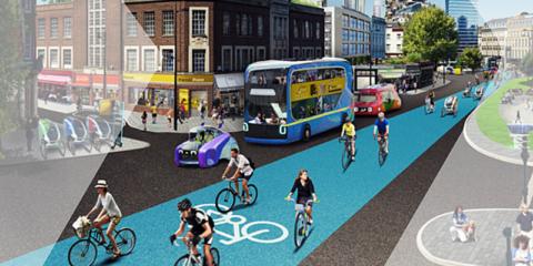 Reino Unido afronta el futuro de la movilidad urbana con una estrategia a largo plazo y medidas inmediatas