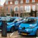 Renault inicia pilotos a gran escala de carga reversible para vehículos eléctricos