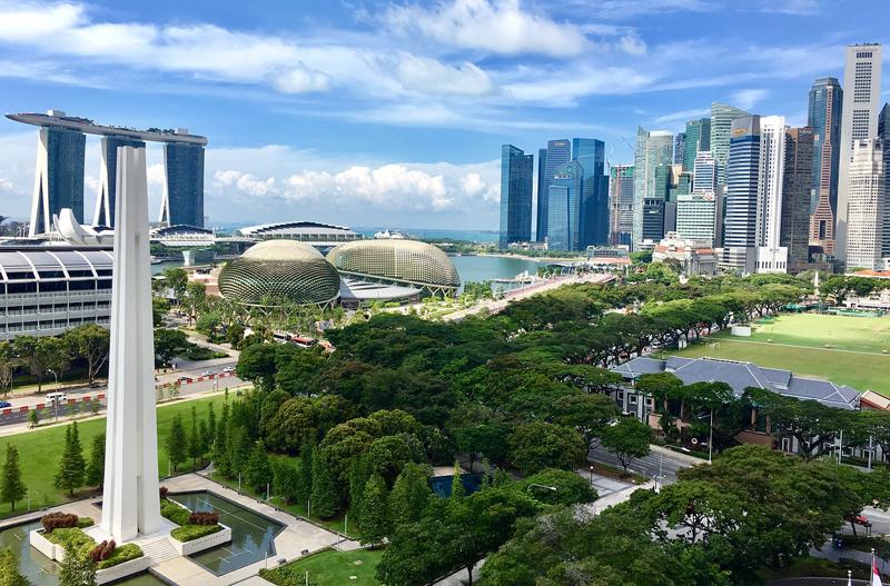La ciudad Estado de Singapur desarrolla una copia virtual de sí misma, un proyecto basado en big data, IoT, computación en la nube y realidad virtual.