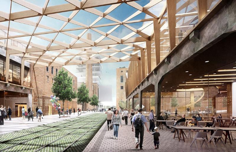El desarrollo de distritos inteligentes, como Hiedanranta, como laboratorios urbanos y lugar de oportunidades, caracteriza el proyecto Smart Tampere.