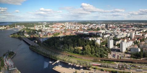 Un ecosistema de innovación formado por distritos inteligentes para desarrollar Smart Tampere